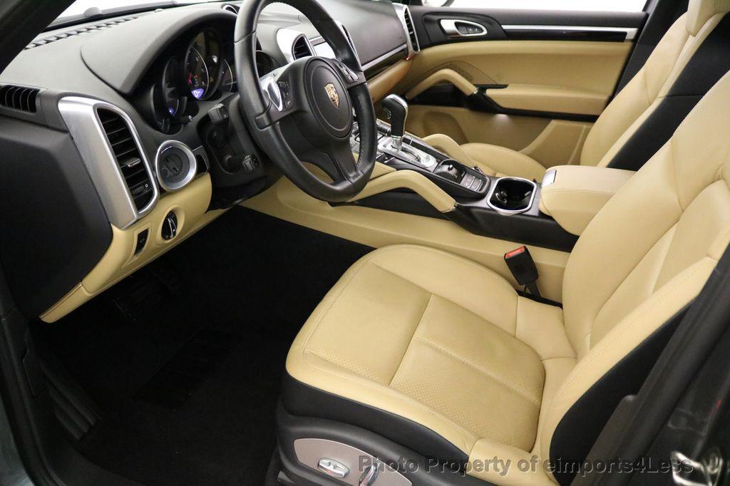 2014 Porsche Cayenne CERTIFIED CAYENNE PLATINUM AWD CAMERA PANO NAVI - 17009062 - 39
