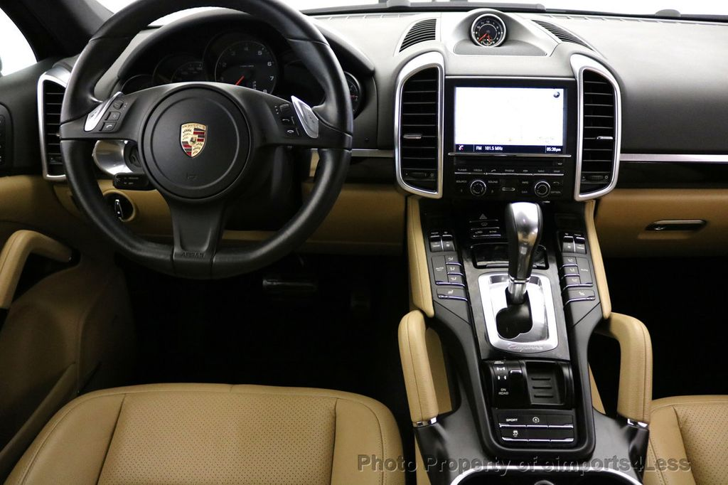 2014 Porsche Cayenne CERTIFIED CAYENNE PLATINUM AWD CAMERA PANO NAVI - 17009062 - 40