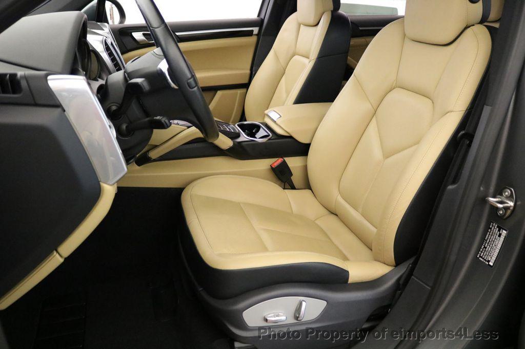 2014 Porsche Cayenne CERTIFIED CAYENNE PLATINUM AWD CAMERA PANO NAVI - 17009062 - 41