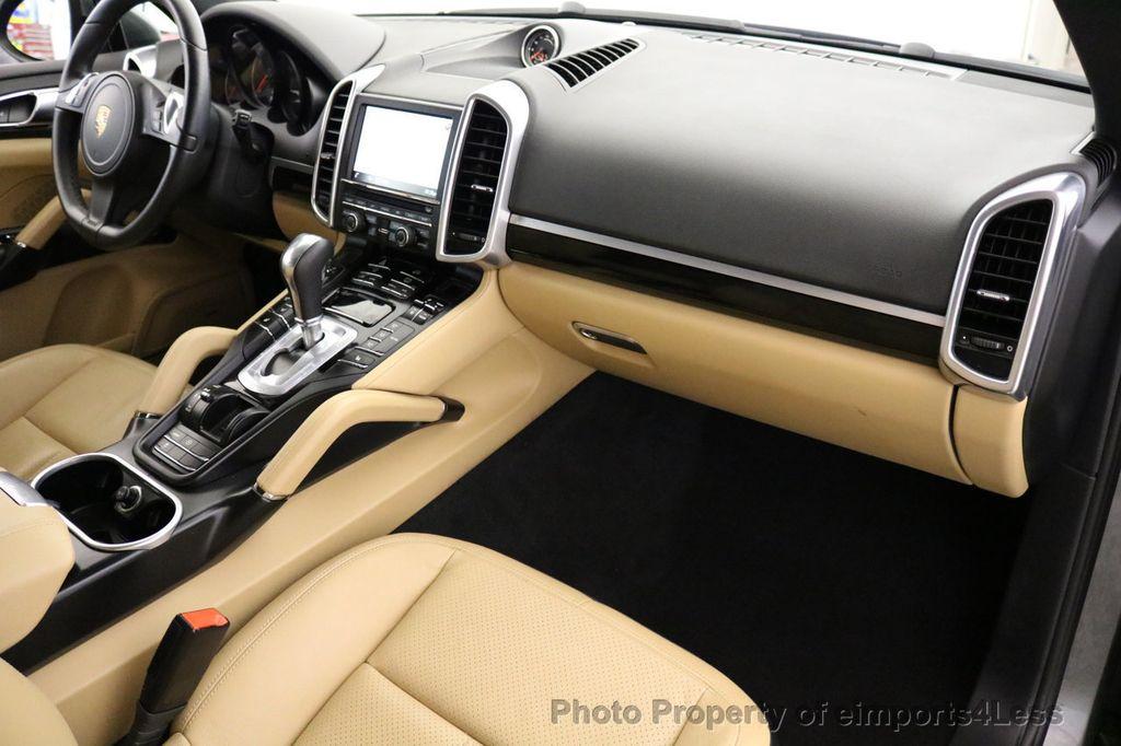 2014 Porsche Cayenne CERTIFIED CAYENNE PLATINUM AWD CAMERA PANO NAVI - 17009062 - 42