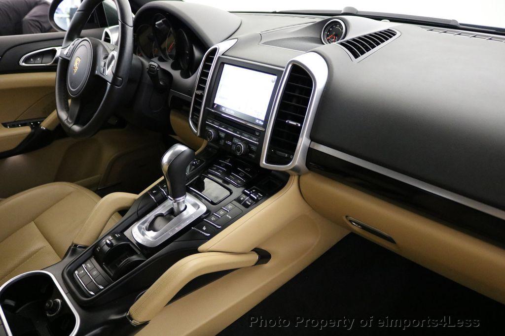 2014 Porsche Cayenne CERTIFIED CAYENNE PLATINUM AWD CAMERA PANO NAVI - 17009062 - 44