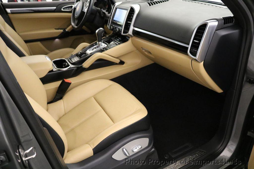 2014 Porsche Cayenne CERTIFIED CAYENNE PLATINUM AWD CAMERA PANO NAVI - 17009062 - 8