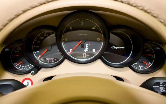 2014 Porsche Cayenne Diesel - Click to see full-size photo viewer