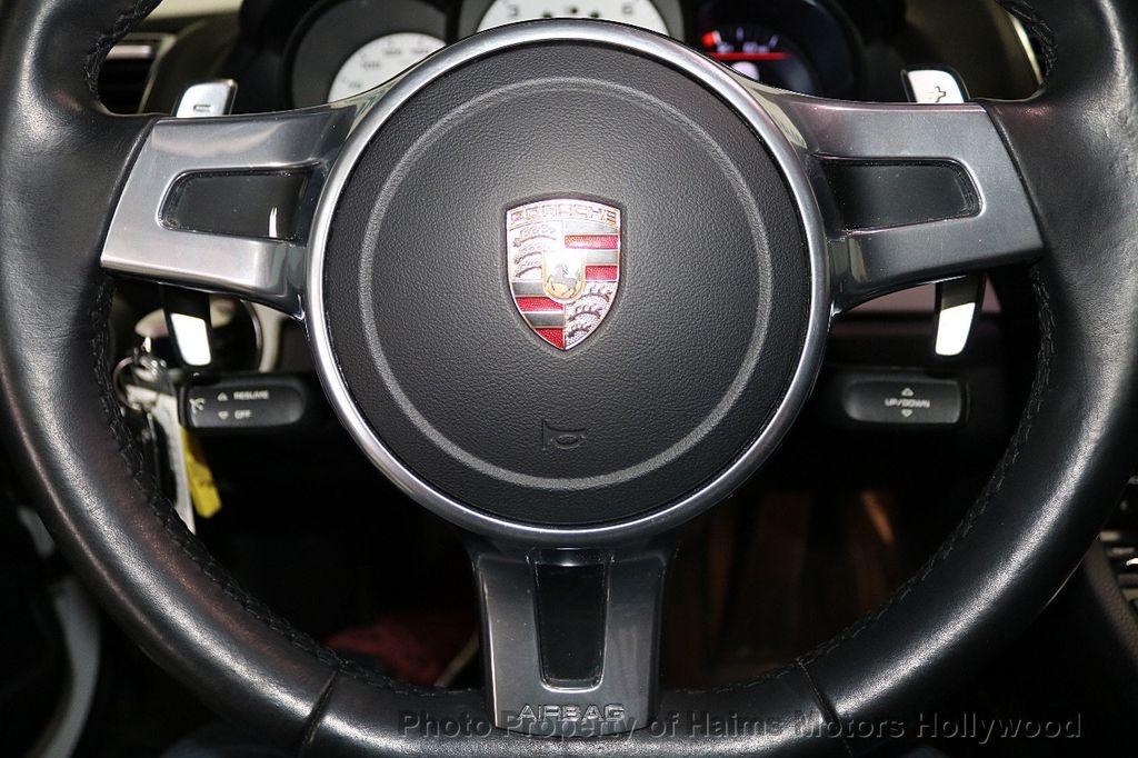 2014 Porsche Cayman 2dr Coupe - 18663305 - 17