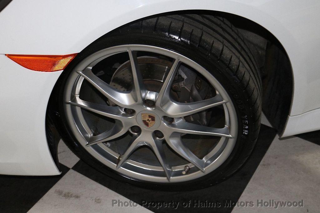 2014 Porsche Cayman 2dr Coupe - 18663305 - 21