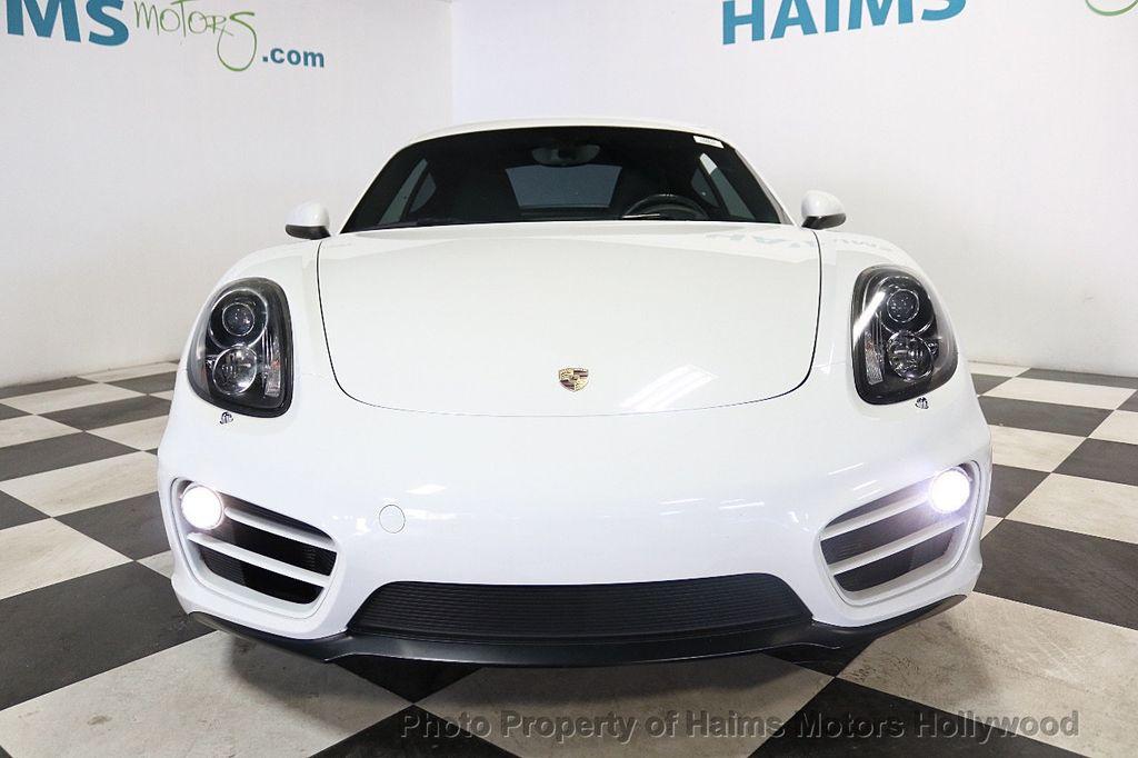 2014 Porsche Cayman 2dr Coupe - 18663305 - 2