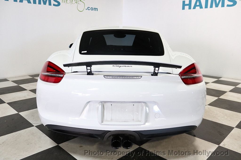 2014 Porsche Cayman 2dr Coupe - 18663305 - 5