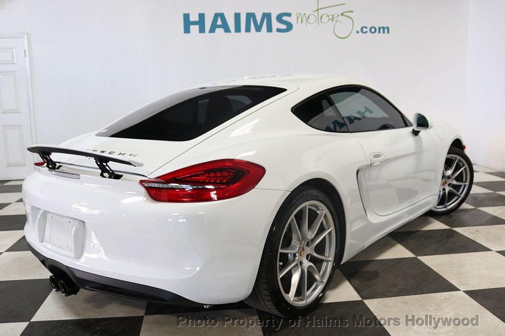 2014 Porsche Cayman 2dr Coupe - 18663305 - 6