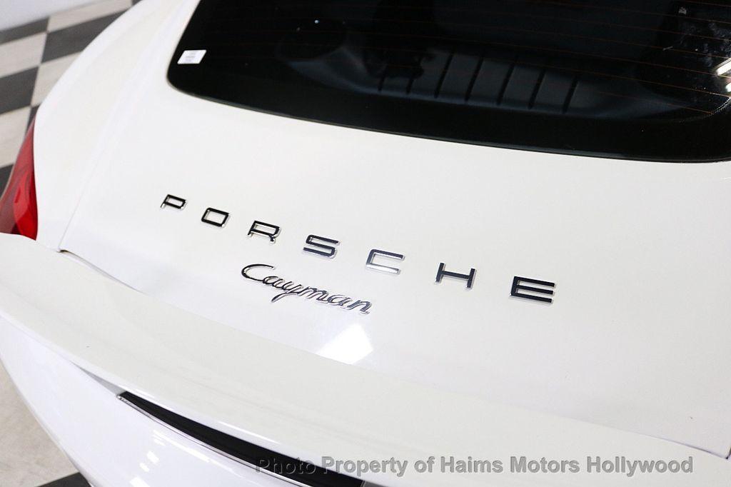 2014 Porsche Cayman 2dr Coupe - 18663305 - 7
