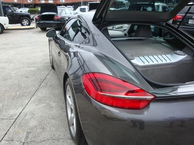 2014 Porsche Cayman 2dr Coupe - Click to see full-size photo viewer