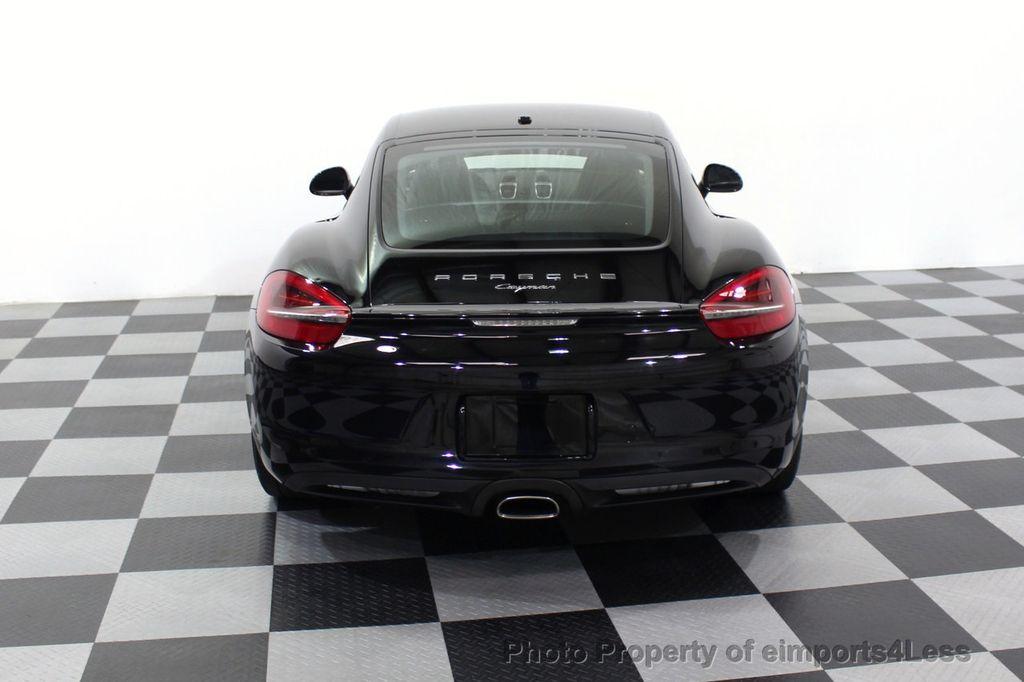 2014 Porsche Cayman CERTIFIED CAYMAN 6 SPEED - 18130108 - 15