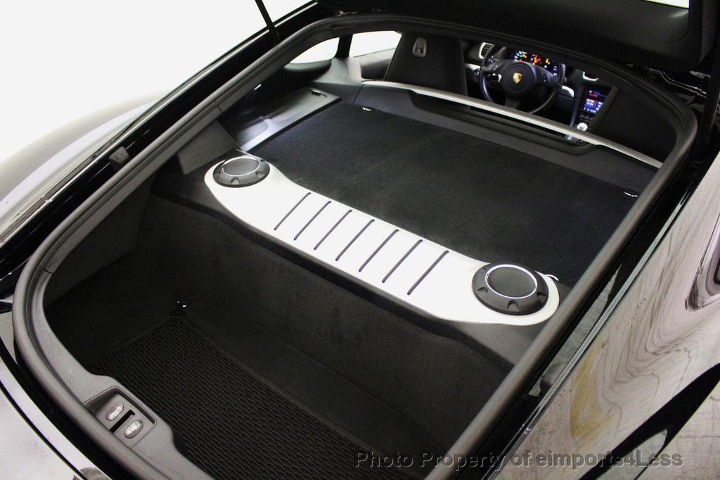 2014 Porsche Cayman CERTIFIED CAYMAN 6 SPEED - 18130108 - 19