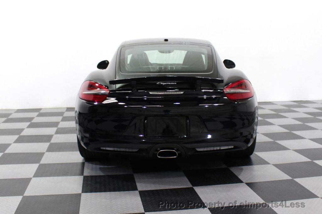 2014 Porsche Cayman CERTIFIED CAYMAN 6 SPEED - 18130108 - 29