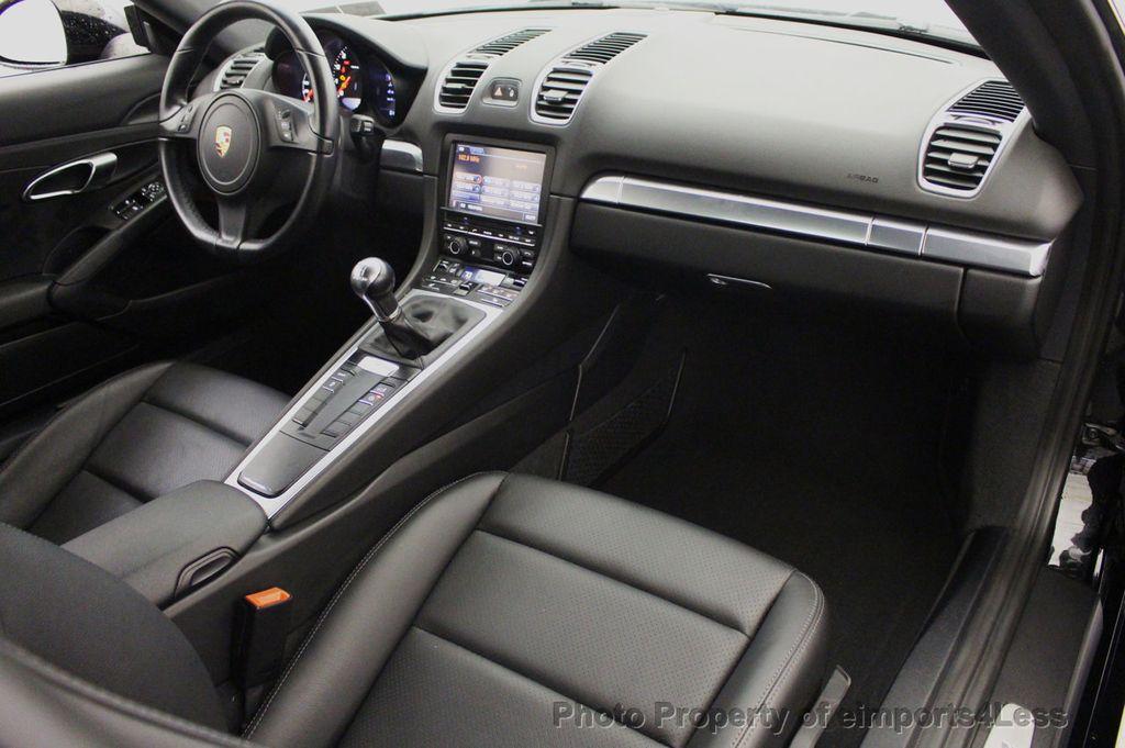 2014 Porsche Cayman CERTIFIED CAYMAN 6 SPEED - 18130108 - 33