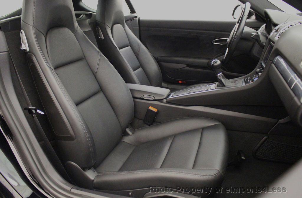 2014 Porsche Cayman CERTIFIED CAYMAN 6 SPEED - 18130108 - 35