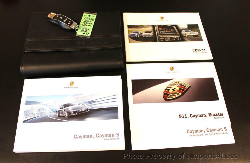2014 Porsche Cayman CERTIFIED CAYMAN 6 SPEED - 18130108 - 36