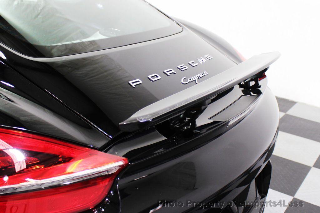 2014 Porsche Cayman CERTIFIED CAYMAN 6 SPEED - 18130108 - 45