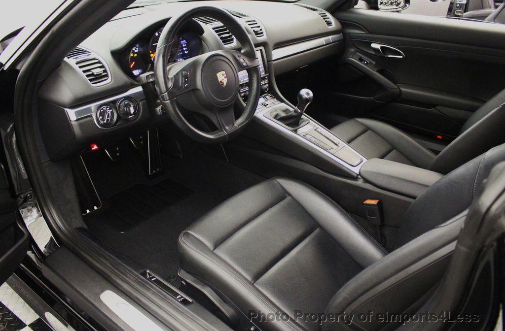 2014 Porsche Cayman CERTIFIED CAYMAN 6 SPEED - 18130108 - 49
