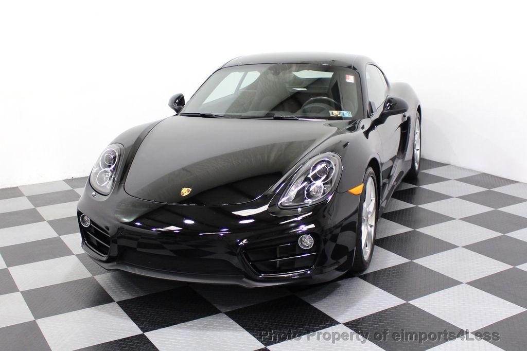 2014 Porsche Cayman CERTIFIED CAYMAN 6 SPEED - 18130108 - 55