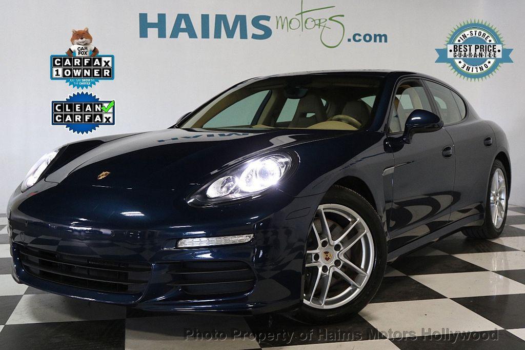 2014 Porsche Panamera 4dr Hatchback - 17509755 - 0