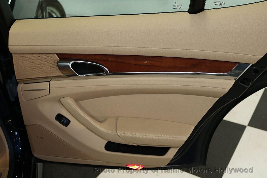 2014 Porsche Panamera 4dr Hatchback - 17509755 - 12