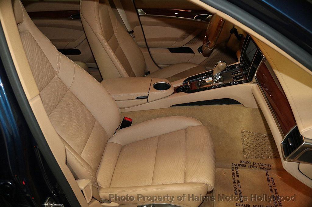 2014 Porsche Panamera 4dr Hatchback - 17509755 - 14
