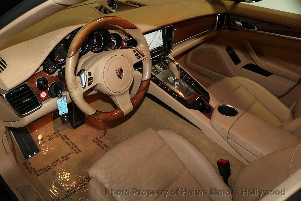 2014 Porsche Panamera 4dr Hatchback - 17509755 - 18