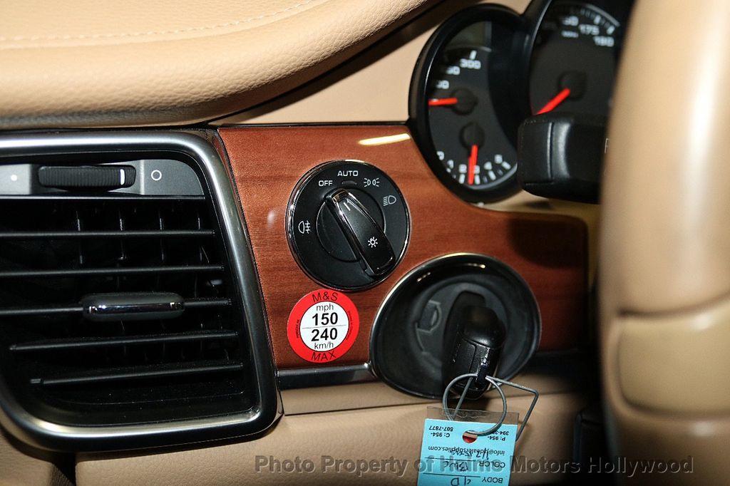 2014 Porsche Panamera 4dr Hatchback - 17509755 - 23