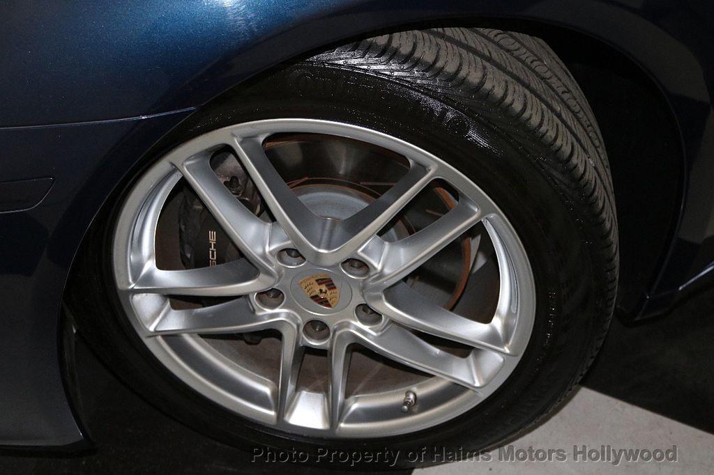 2014 Porsche Panamera 4dr Hatchback - 17509755 - 28