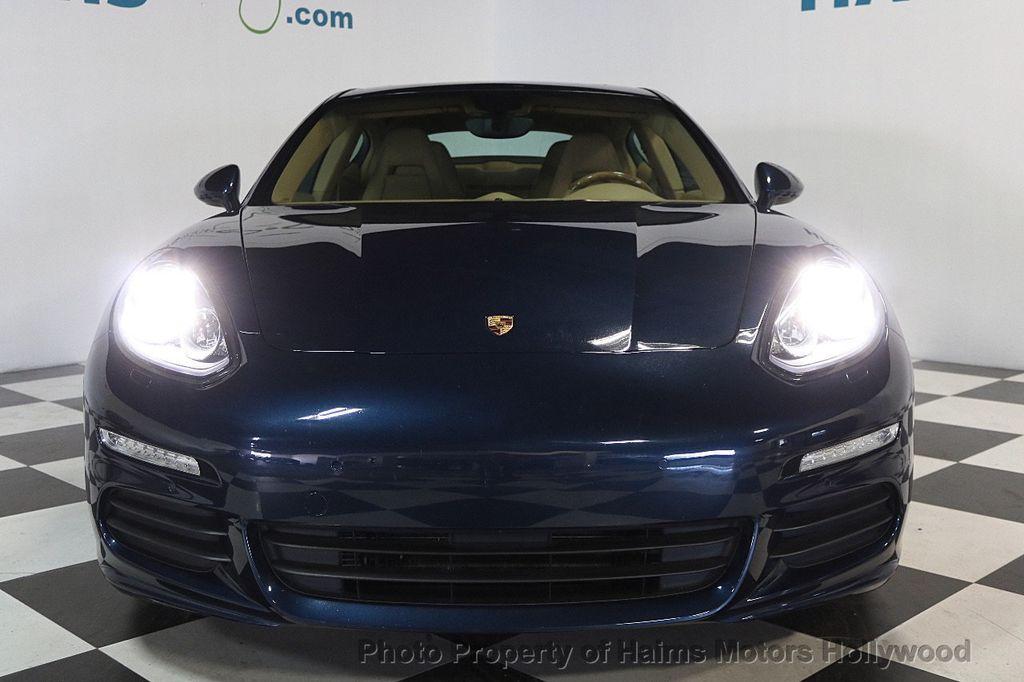 2014 Porsche Panamera 4dr Hatchback - 17509755 - 2