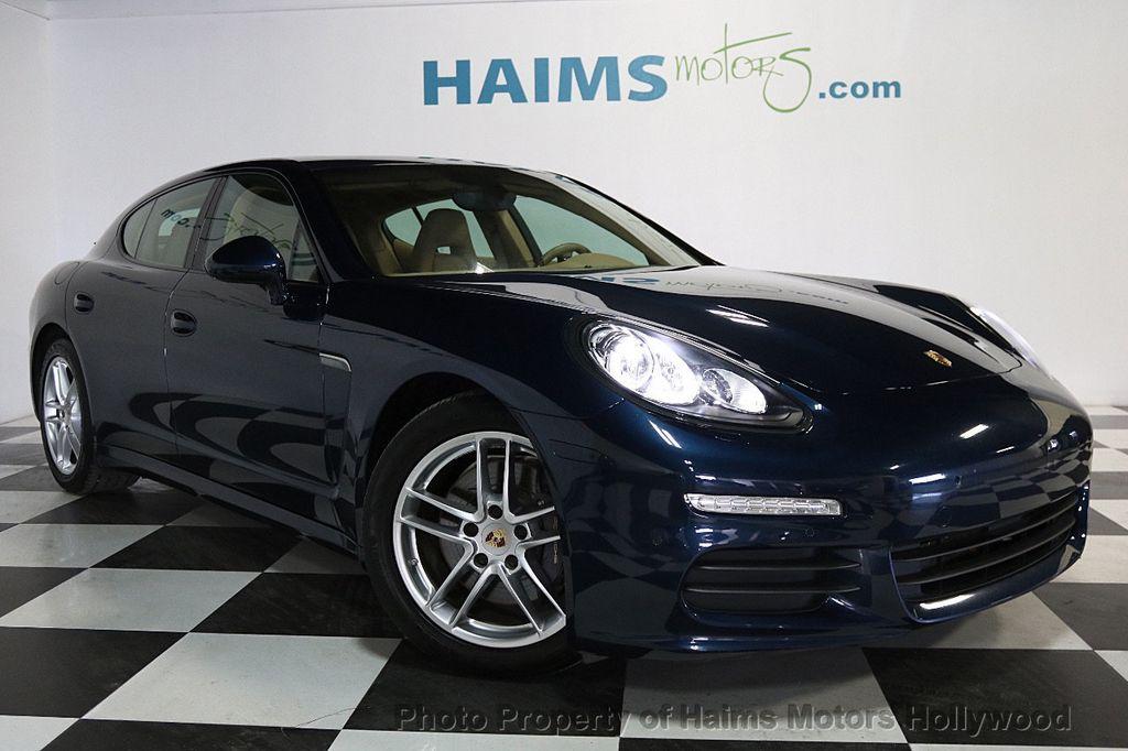 2014 Porsche Panamera 4dr Hatchback - 17509755 - 3