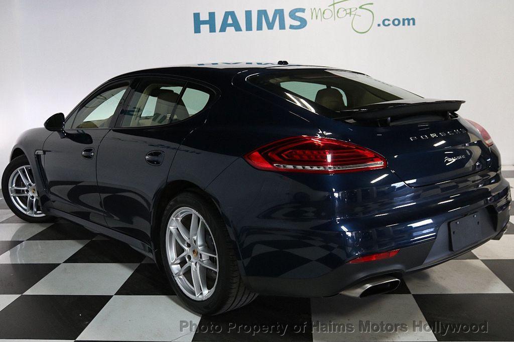 2014 Porsche Panamera 4dr Hatchback - 17509755 - 4