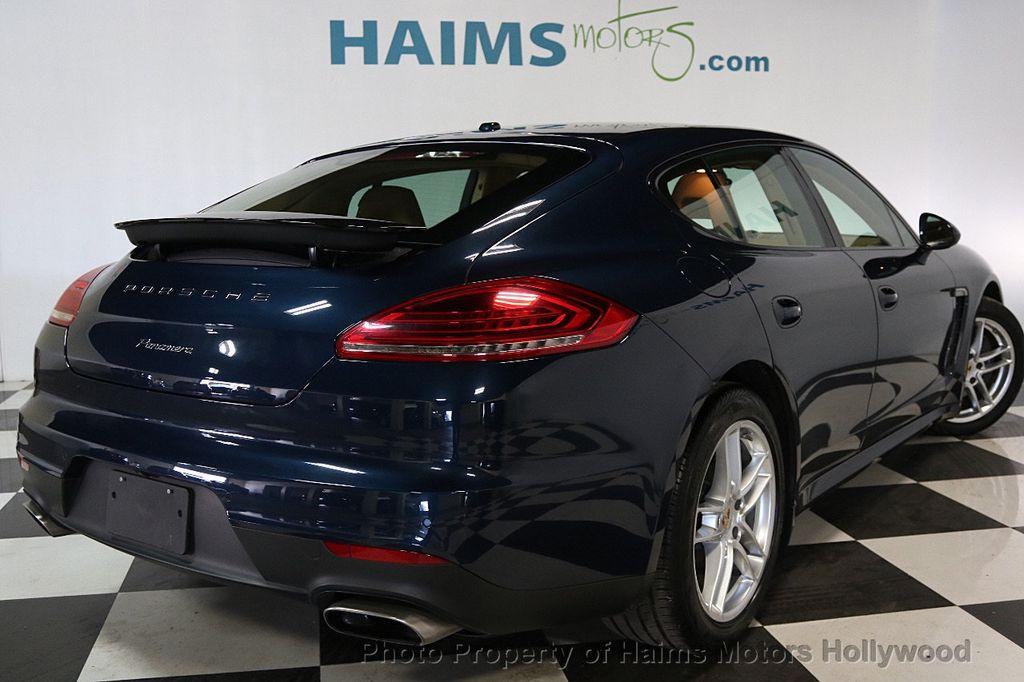 2014 Porsche Panamera 4dr Hatchback - 17509755 - 6