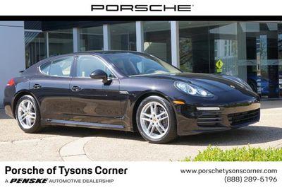2014 Porsche Panamera 4dr Hatchback 4