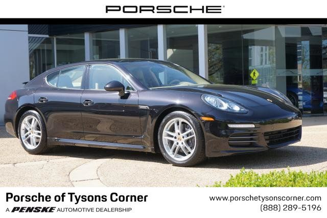 2014 Porsche Panamera 4dr Hatchback 4 - 17554442 - 0