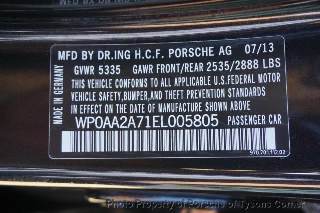 2014 Porsche Panamera 4dr Hatchback 4 - 17554442 - 13