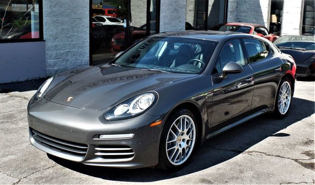 2014 Porsche Panamera 4dr Hatchback 4 - Click to see full-size photo viewer