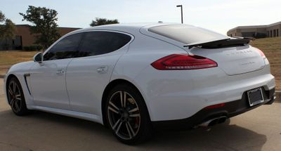 2014 Porsche Panamera *CERTIFIED* TURBO SPORT & CHRONO PKG, $163K ORIGINAL MSRP - Click to see full-size photo viewer