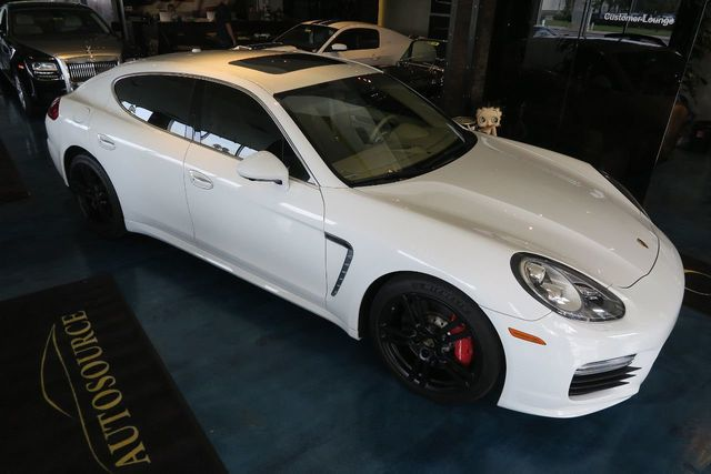 2014 Porsche Panamera Turbo - Click to see full-size photo viewer