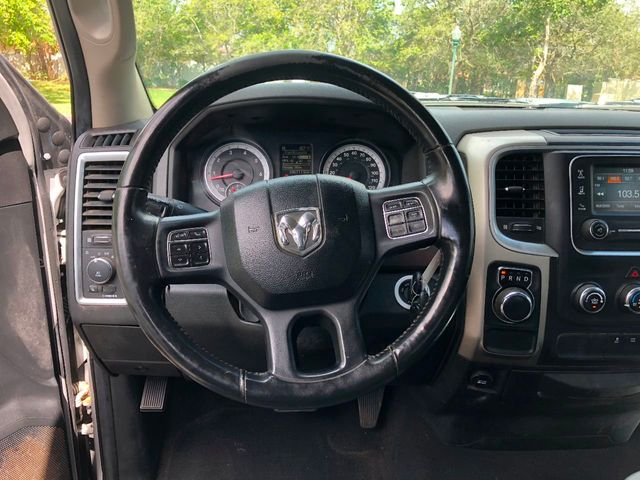 """2014 Ram 1500 2WD Quad Cab 140.5"""" Big Horn - Click to see full-size photo viewer"""
