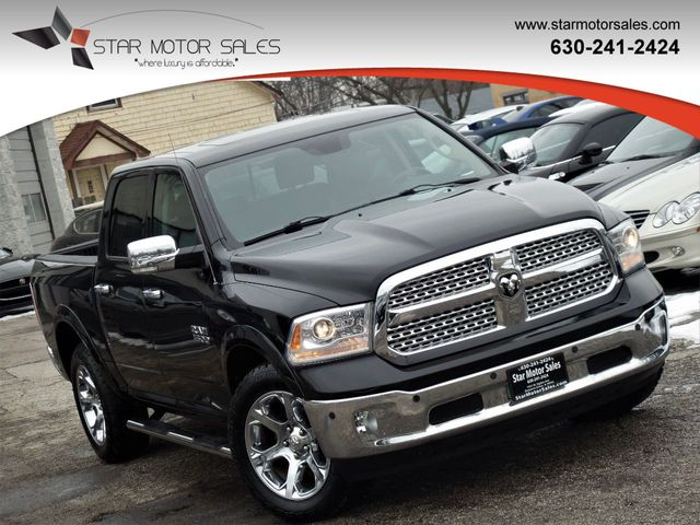 "2014 Ram 1500 4WD Crew Cab 140.5"" Laramie - Click to see full-size photo viewer"