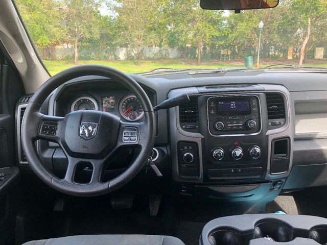 """2014 Ram 1500 4WD Quad Cab 140.5"""" Express - Click to see full-size photo viewer"""