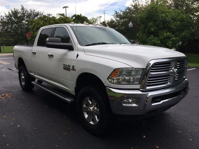 """2014 Ram 2500 4WD Crew Cab 149"""" Big Horn - Click to see full-size photo viewer"""