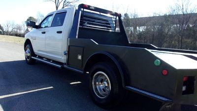 2014 Ram 3500 4WD CREW CAB FLATBED - Click to see full-size photo viewer