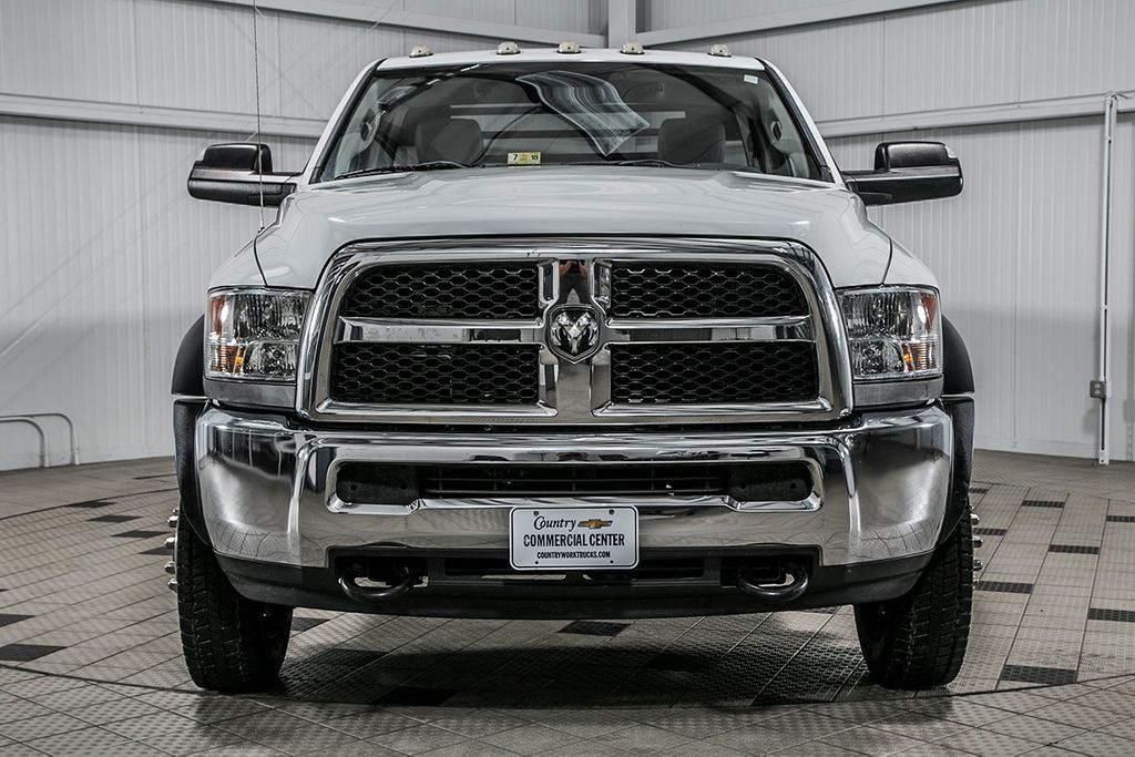 2014 Ram 4500 RAM 4500 4X4 * 6.4 HEMI * 11' BRADFORD HAULER * LOCAL TRADE - 15236882 - 1