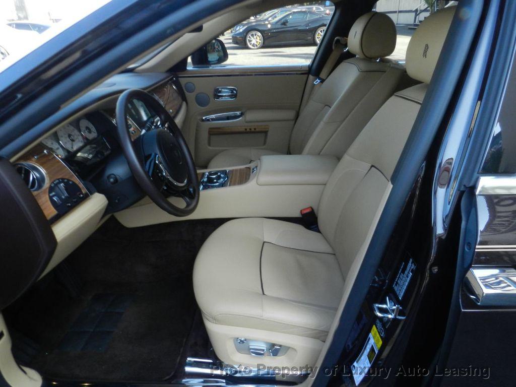 2014 Rolls-Royce Ghost 4dr Sedan - 17910503 - 9