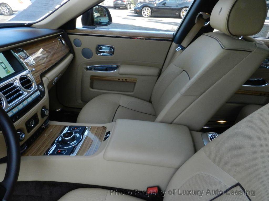 2014 Rolls-Royce Ghost 4dr Sedan - 17910503 - 10