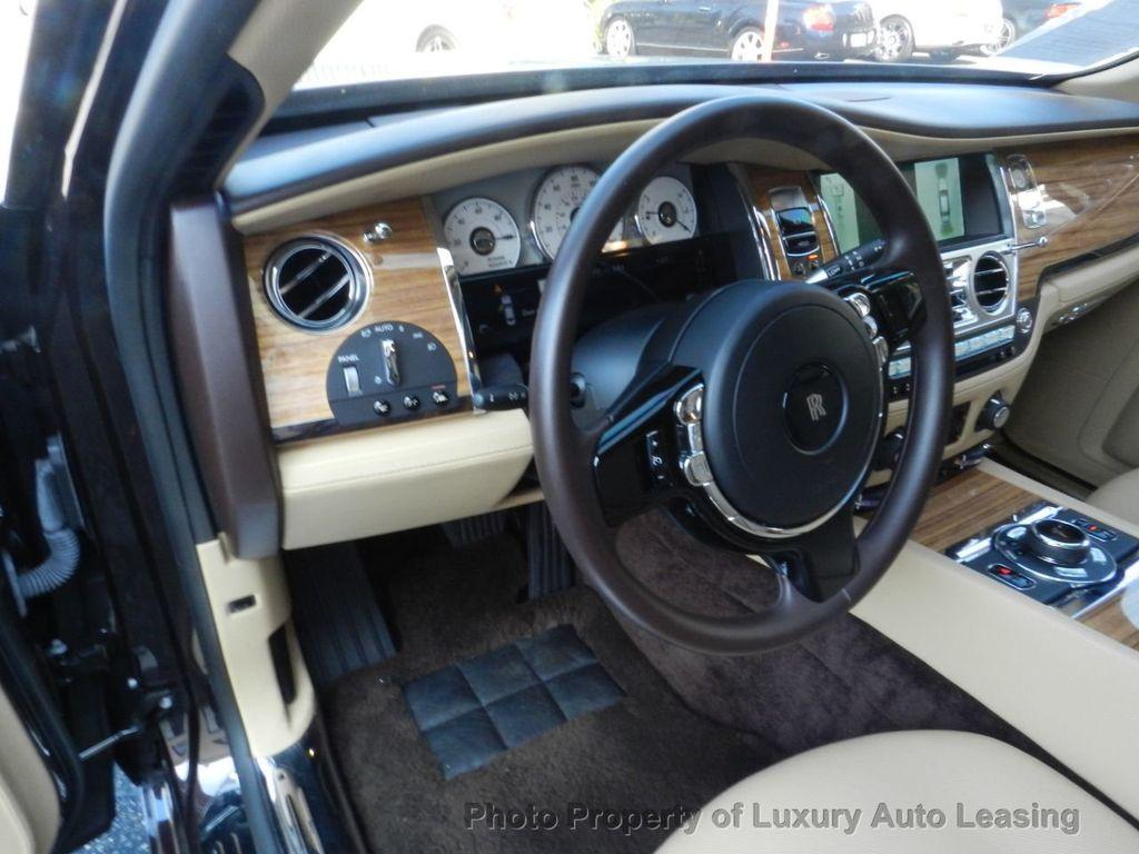 2014 Rolls-Royce Ghost 4dr Sedan - 17910503 - 11