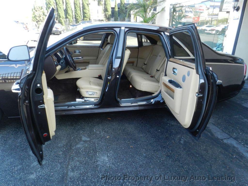 2014 Rolls-Royce Ghost 4dr Sedan - 17910503 - 18
