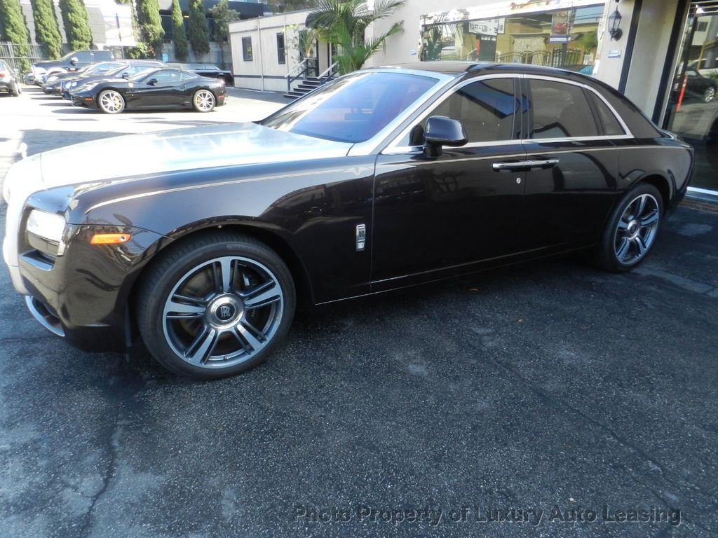 2014 Rolls-Royce Ghost 4dr Sedan - 17910503 - 1